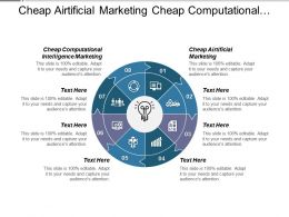Cheap Artificial Marketing Cheap Computational Intelligence Marketing Bargaining Power Cpb
