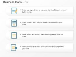 checklist_article_report_document_ppt_icons_graphics_Slide01