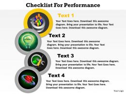 checklist_for_performance_with_circles_powerpoint_diagram_templates_graphics_712_Slide02