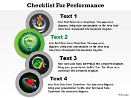 checklist_for_performance_with_circles_powerpoint_diagram_templates_graphics_712_Slide03