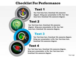 checklist_for_performance_with_circles_powerpoint_diagram_templates_graphics_712_Slide04
