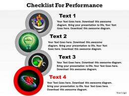 checklist_for_performance_with_circles_powerpoint_diagram_templates_graphics_712_Slide05