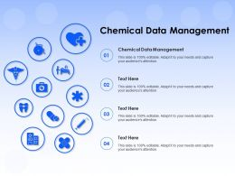 Chemical Data Management Ppt Powerpoint Presentation Infographics Good