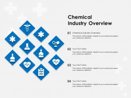 Chemical Industry Overview Ppt Powerpoint Presentation Infographics Professional