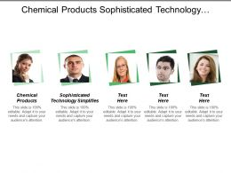 Chemical Products Sophisticated Technology Simplifies Trajectory