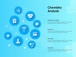 Chemistry Analysis Ppt Powerpoint Presentation Gallery Graphics