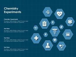 Chemistry Experiments Ppt Powerpoint Presentation Infographic Template Shapes