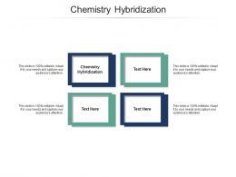 Chemistry Hybridization Ppt Powerpoint Presentation Styles Themes Cpb
