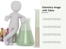 Chemistry Image With Tubes