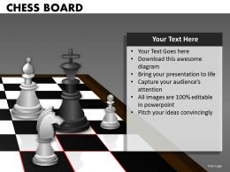 Chess Board 2 PPT 4