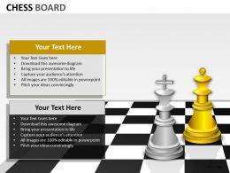 Chess Board ppt 8