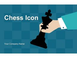 Chess Icon Strategy Business Planning Gear Individual