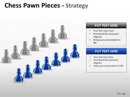 Chess Pawn Pieces Strategy ppt 14