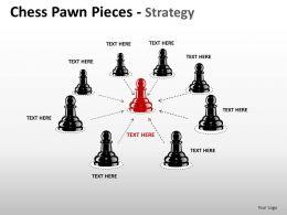Chess Pawn Pieces Strategy ppt 7