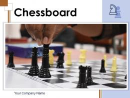 Chessboard Landscape Strategic Formulation Borders