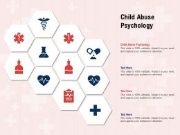 Child Abuse Psychology Ppt Powerpoint Presentation Inspiration Good