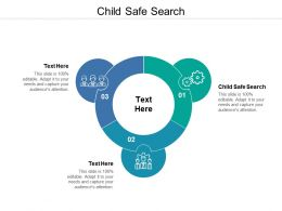 Child Safe Search Ppt Powerpoint Presentation Gallery Example Cpb