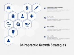Chiropractic Growth Strategies Ppt Powerpoint Presentation Infographic Template