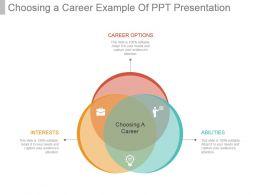 choosing_a_career_example_of_ppt_presentation_Slide01