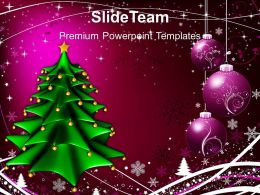 Christmas Angels Clip Art Tree With Winter Abstract Holidays Templates Ppt Background For Slides