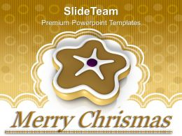Christmas Angels Clipart Cookies Holidays Powerpoint Templates Ppt Backgrounds For Slides