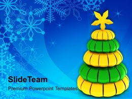 Christmas Background Decoration Powerpoint Templates Ppt Backgrounds For Slides