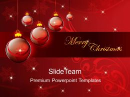 christmas powerpoint themes presentation christmas themes ppt