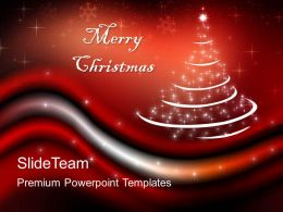 Christmas Photos Powerpoint Templates Merry Christmas01 Ppt Slides