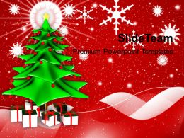 Christmas Pics Merry Gifts And New Year Concept Powerpoint Templates Ppt Backgrounds
