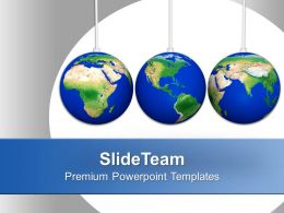 Christmas Pictures Party Balls Shaped Globe Powerpoint Templates Ppt Backgrounds For Slides