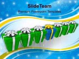 Christmas Presents Party Merry Gifts Events Powerpoint Templates Ppt Background For Slides