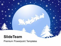 Christmas Sermons Clip Art Vacation Powerpoint Templates Ppt Backgrounds For Slides