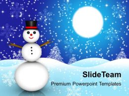 christmas_stocking_winter_snowman_holidays_powerpoint_templates_ppt_backgrounds_for_slides_Slide01