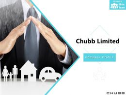 Chubb Limited Company Profile Overview Financials And Statistics From 2014-2018