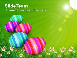 Church Easter Origin Of Spring Festival Happy Day Powerpoint Templates Ppt Backgrounds For Slides