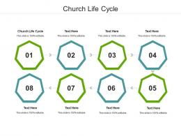 Church Life Cycle Ppt Powerpoint Presentation Styles Templates Cpb