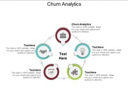Churn Analytics Ppt Powerpoint Presentation File Structure Cpb
