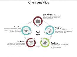 Churn Analytics Ppt Powerpoint Presentation File Structure Cpb