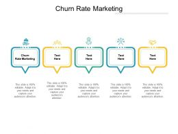 Churn Rate Marketing Ppt Powerpoint Presentation Inspiration Slide Portrait Cpb