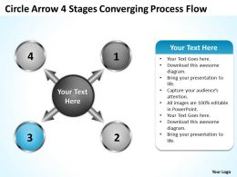 circle_arrow_4_stages_converging_process_flow_charts_and_powerpoint_templates_Slide05