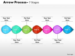 Circle Arrow 7 Stages 11