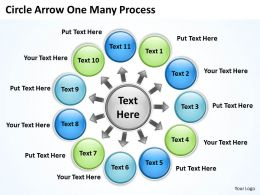 circle_arrow_one_many_process_11_7_Slide01