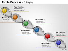 Circle arrow process 17