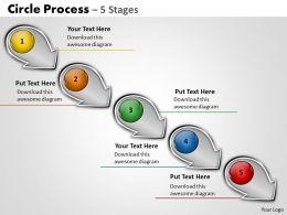 Circle Arrow Process 32