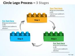 Circle Lego Process 3 Stages 11