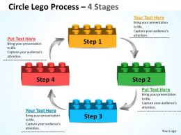 Circle Lego Process 4 Stages 11