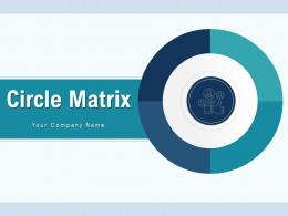 Circle Matrix Business Process Strategic Planning Performance Organizational