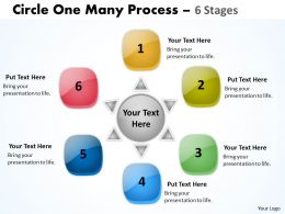 Circle One Many Process 6 Stages 12