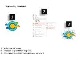 13966507 Style Circular Concentric 4 Piece Powerpoint Presentation Diagram Infographic Slide