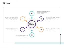 Circular Application Programming Interfaces Ecosystem Ppt Topics